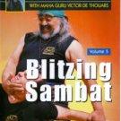 VD5027A Indonesian Combat Pentjak Silat #5 Blitzing Sambat DVD Victor deThouars
