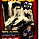 VO2001A Chi Sao Made Easy DVD James DeMile seattle wing chun do jun fan sticking hands