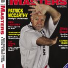 VD8914A  2016 Martial Arts Masters Magazine Summer DVD/CD Set Ben Largusa Kali Shorei Ryu Hek Ki Boe