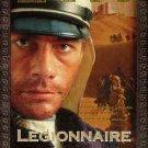 VD7729A  KF-191  Legionnaire movie DVD Jean-Claude Van Damme