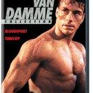 VD7730A  KF-196  Jean Claude Van Damme Collection Bloodsport Timecop DVD