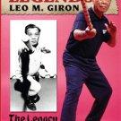 VD8101A Martial Arts Legends Leo M Giron Legacy DVD Rare Home Footage! Inosanto Somera