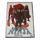 VD7508A Lethal Lady Ninja movie DVD 2009 samurai action
