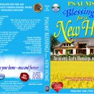 VO7129A  Bible Psalms for Gods Blessings on our New Home DVD+ Audio CD Set prayer