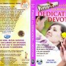 VO7149A  Bible Psalms to Help Your Dedication & Devotion DVD + Audio CD Set prayers