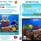 VO7505A  Children Calming Lullabies Sleepy Time Aquarium wonderland #5 DVD + Audio CD Set