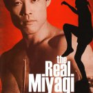 VD7634A  The Real Miyagi Documentary DVD Fumio Demura StevenSeagal Lundgren karate kid