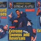 VD5046P  Extreme Brazilian Jiu Jitsu 3 DVD Set MMA Grappling Fighting advanced Leo Vieira