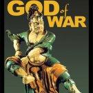 GP0074A  Yama Chinese God of War martial art Display Wall Plaque 11x17 hindu death hell