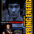 VO2002A  Bruce Lee's Spring Energy DVD James DeMile seattle wing chun do jun fan
