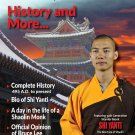 VD9037A  China Shaolin Temple Gung Fu 1 History DVD Yanti ancient warrior monk life