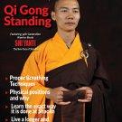VD9038A  China Shaolin Temple Gung Fu #2 Qi Gong Standing DVD Shi Yanti chi