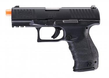 XA5000C  T4E Umarex Airsoft Walther PPQ M2 Gas Blowback Metal Polymer Pistol Black GBB