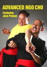 VD5125A  Advanced Ngo Cho DVD Jose Paman boxing white crane monkey iron palm fat chun
