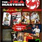 VD9901P  Japan Karate Assoc JKA Holiday Gift Set 7 DVDs + T-Shirt + Textbook $195 Value!
