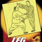 BO9936A  Chinese Leg Maneuvers Book Wang Paperback Book Y Wang martial arts kung fu