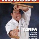 VD5508A  Master Class Kobudo Karate Tonfa DVD #3 Fumio Demura Shito Ryu shotokan shito