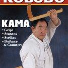 VD5510A  Master Class Kobudo Karate Kama Sickle DVD #5 Fumio Demura Shito Ryu shotokan