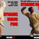 VD5301P  2 DVD Set Dynamic Guang Ping Yang Tai Chi DVD Henry Look hard soft fighting