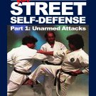 VD5302A  Karate for Street Survival Self Defense for Unarmed Attacks #1 DVD Dan Ivan