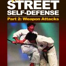 VD5303A  Karate for Street Survival Self Defense - Attackers with Weapons #2 DVD Dan Ivan