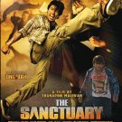 VO1583A  The Sanctuary DVD - Thai Martial Arts Action Mystery movie Mike B, Russell Wong
