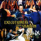 VO1591A  Executioners from Shaolin DVD - White Eyebrow Pak Mei Kung Fu Action movie