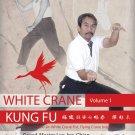 VD2103A  Fujian White Crane Kung Fu #1 DVD Grandmaster Lee Joo Chian forms history