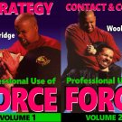 VD3162P  2 DVD Set Professional Use Force Bodyguard Executive Protection DVD Wooldridge
