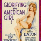 VD9052A  Ziegfeld Glorifying The American Girl DVD - 1929 B/W Color Musical Comedy
