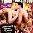 VD9079A  A Virgin in Hollywood DVD - 1953 Steamy Secrets of Aspiring Actresses B/W