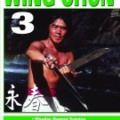 VD5514A  William Cheung Wing Chun #3 DVD Wooden Dummy & Advanced Chi Sao