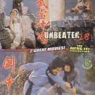 VO1433A  Unbeaten 28 / Shaolin King Boxer DVD - Shaw Bros Kung Fu Action Double Feature