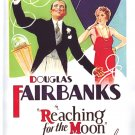 VD9071A  Reaching for the Moon DVD - 1930 Douglas Fairbanks B/W Classic Comedy
