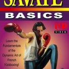 VD3066A  Savate #1 Basics of French Kickboxing DVD French Cup Champion Nicolas Saignac