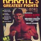 VL0709A  Dennis Terminator Alexio vs Branko Cikatic & Bruce Leamer Pro Karate Fights DVD