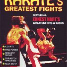 VL0713A  Ernest Hart 1980s 1990s Professional Karate Greatest Fights DVD