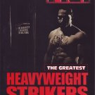 VL0716A  Heavyweight Strikers of All Time PKA Professional Karate Greatest Fights DVD