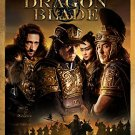 VO1641A  Jackie Chan Dragon Blade DVD John Cusack Adrien Brody Chinese vs Romans