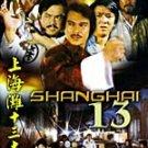 VO1642A  Shanghai 13 DVD Hong Kong Kung Fu Martial Arts Action Jimmy Wang Yu English