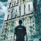 VO1657A The Raid DVD Indonesian martial arts police action movie  Iko Uwais serbuan haut
