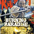 VO1685A   Burning Paradise DVD kung fu martial art action Willie Chi, Carmen Lee Yeuk-Tung