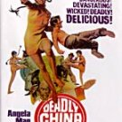 VO1694A  Deadly China Doll DVD Chinese Kung Fu Martial Arts Angela Mao, Carter Wong