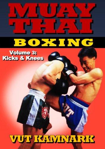 VD5170A MTB03-D  Muay Thai Boxing #3 Kicks & Knees DVD Kamnark