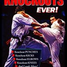 VD7683A  Greatest Martial Arts Knockouts Ever! DVD muay thai karate kickboxing