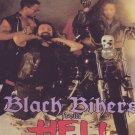 VD9095A  Black Bikers From Hell DVD Des Roberts, John King III