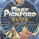 VD9100A  Mary Pickford Suds love story DVD B/W Silent