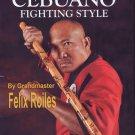 VD5113A Filipino Martial Art Cebuano Stick Fighting #4 DVD GM Felix Roiles escrima kali