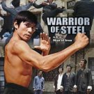 VO1787A   Warrior of Steel Man of Iron DVD Kung Fu Action Chen Chuan