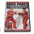 VD5103P  Doce Pares Multi-System 3 DVD Set Filipino Martial Arts Eskrima Kali Arnis